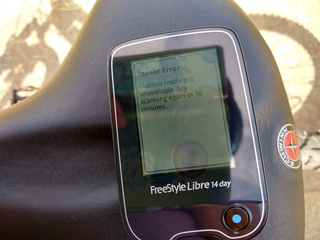 FreeStyle Libre 14 Day Error