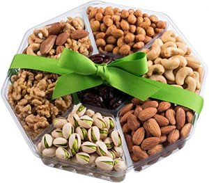 Nuts Gift Basket