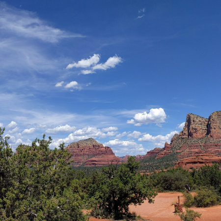 Red Rocks, Sedona, Arizona