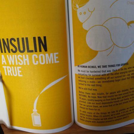 Insulin A Wish that Came True