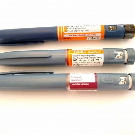 Collection of 3 Insulin Pens