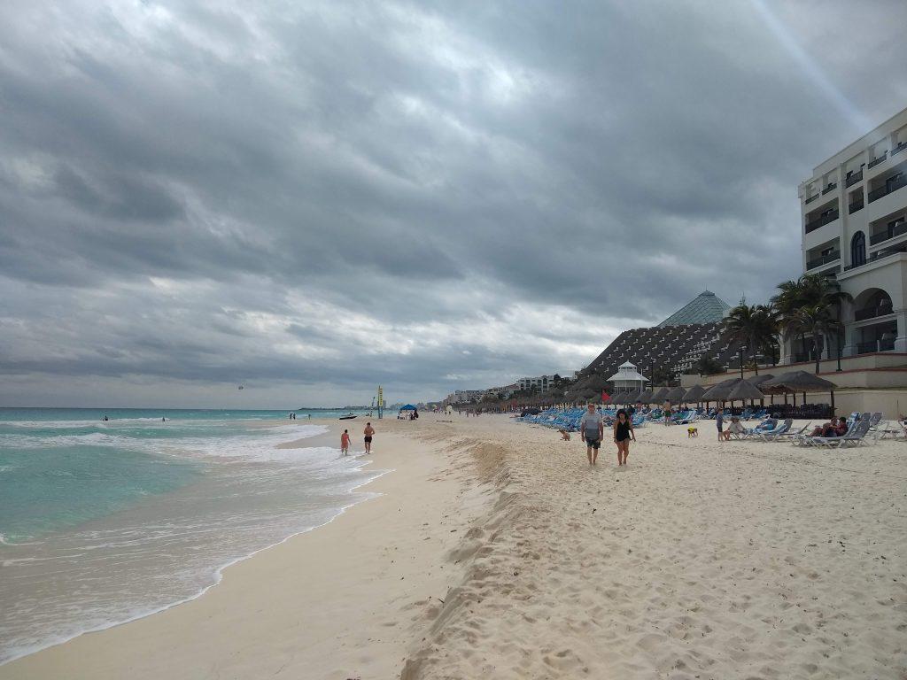 Cancun Mexico Beach